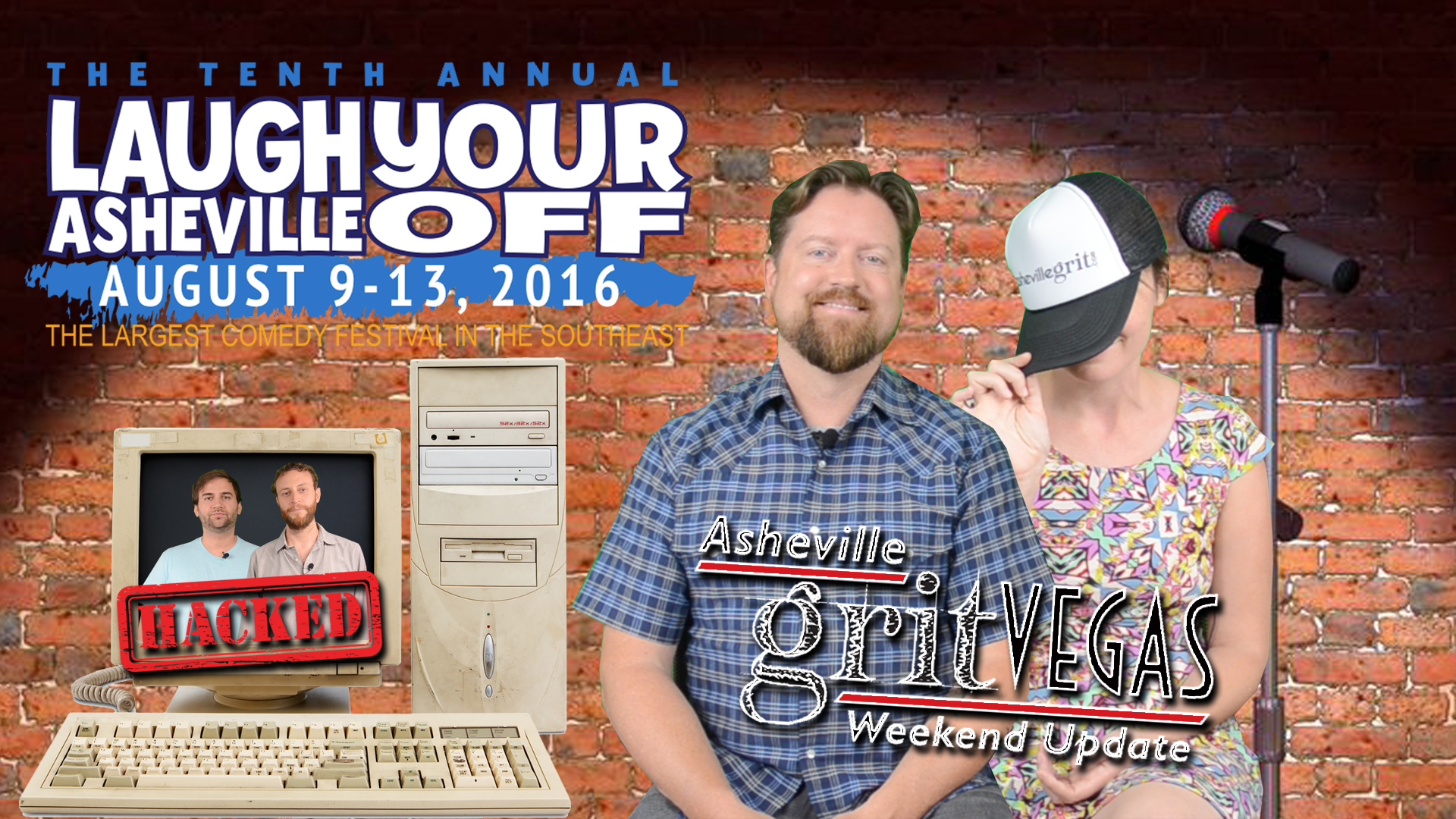 Asheville GritVegas Weekend Update for the weekend of August 11