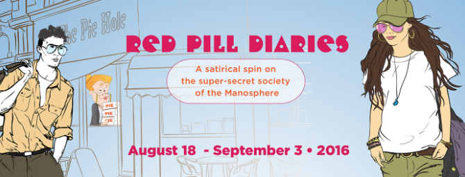 'Red Pill Diaries,' the play inspired by Waking Life scandal, hits Asheville stage Aug. 18