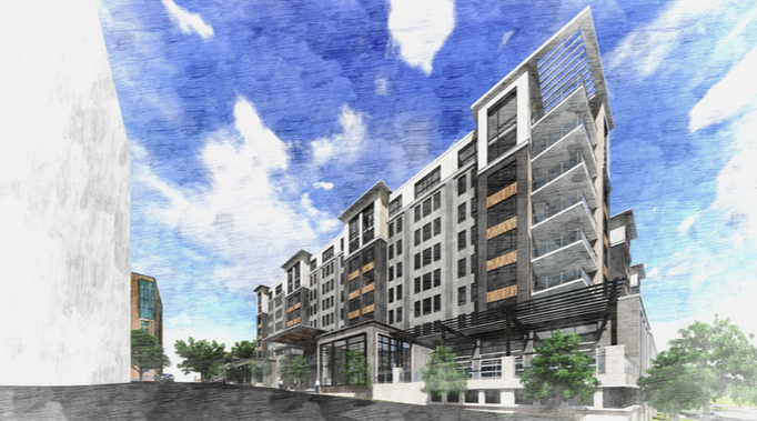 New Embassy Suites hotel passes Asheville P&Z Commission review