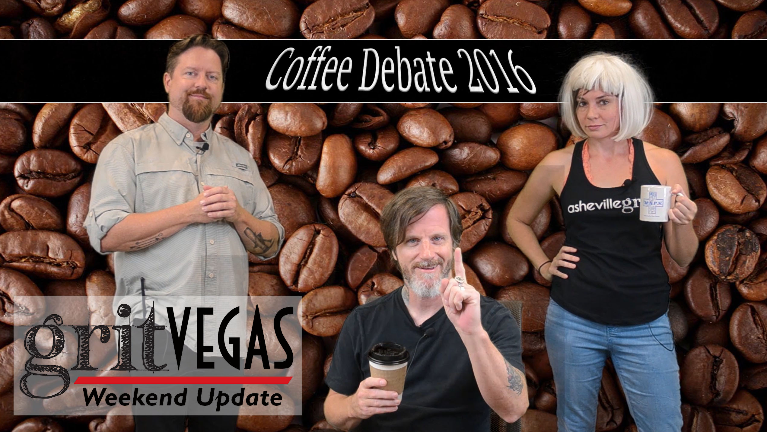 The GritVegas Weekend Update for Sept. 29th