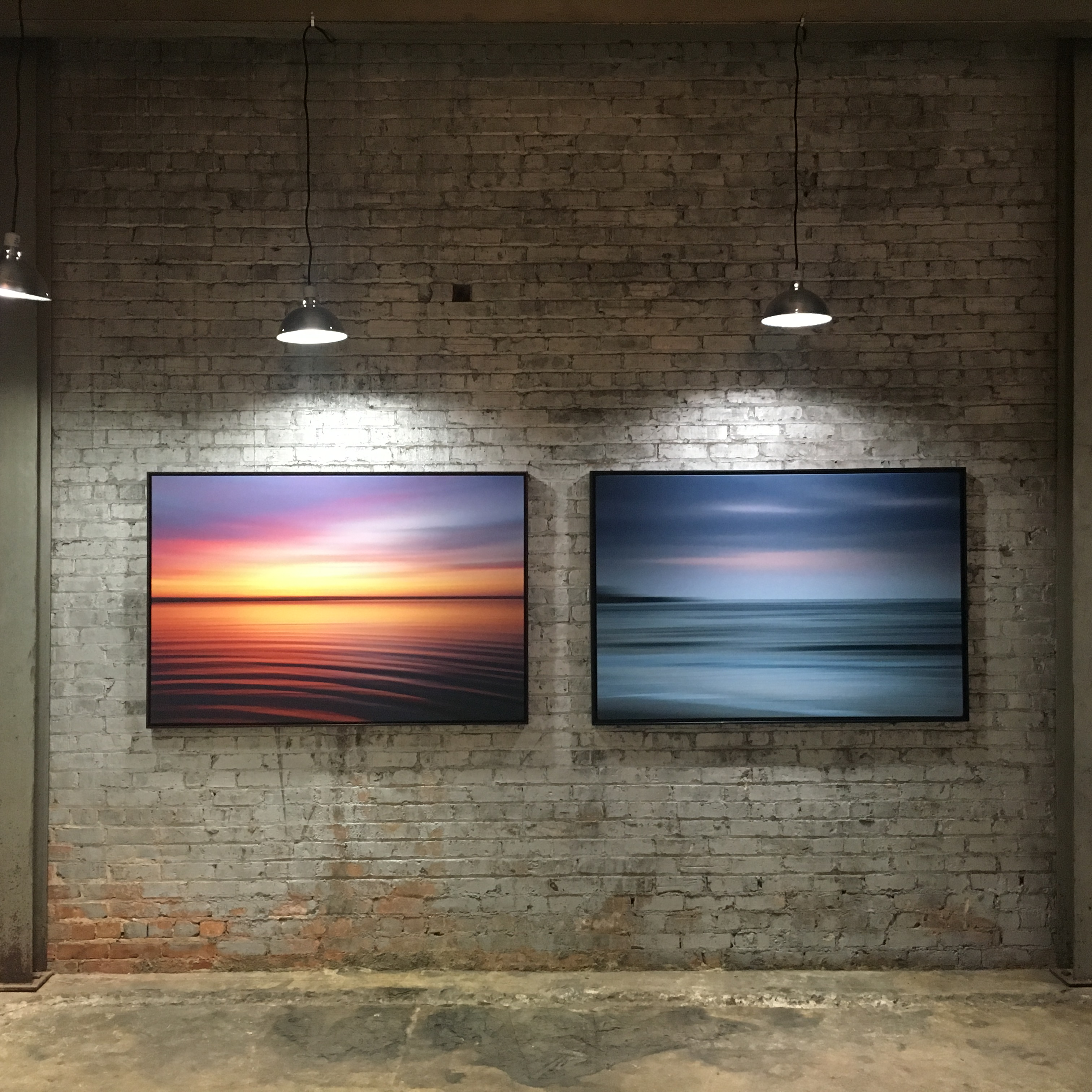 PHOTOS Pop-up art gallery opens Saturday at The Wedge in Asheville