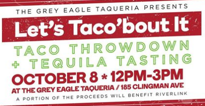 Asheville restaurants to vie for 'best taco' title at Grey Eagle event