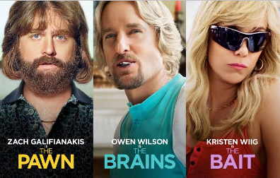 Trivia bits about 'Masterminds' movie made in Asheville