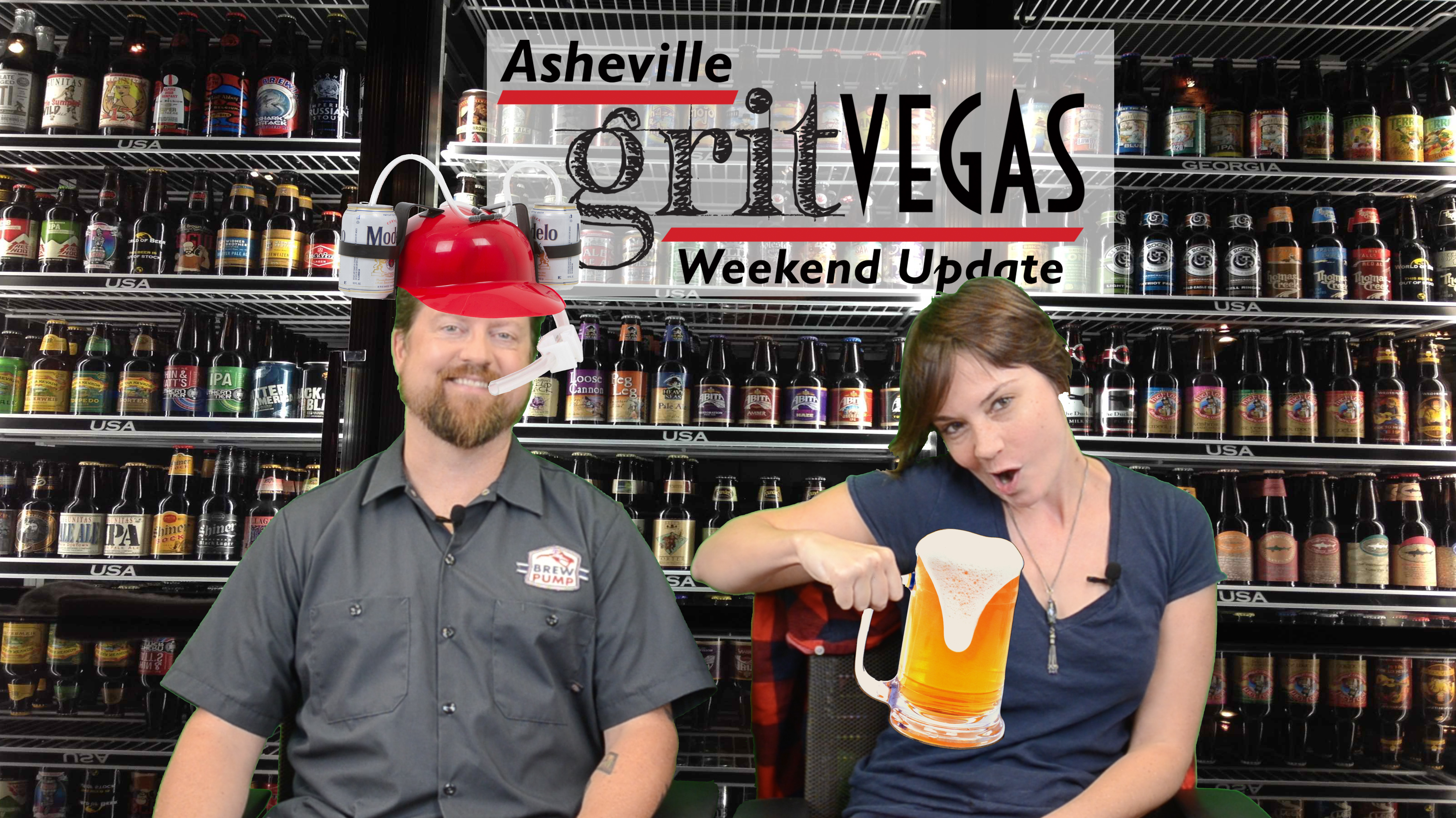 The GritVegas Weekend Update for Sept. 15 – 18