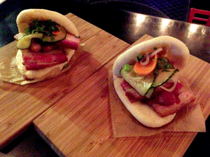 EAT OF THE WEEK! Buh-buh-buh Bao Buns!