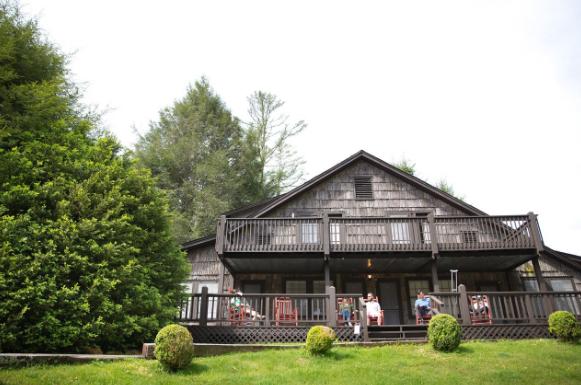 At High Hampton Inn, hidden WNC mountain gem shines in 'Dirty Dancing' spotlight