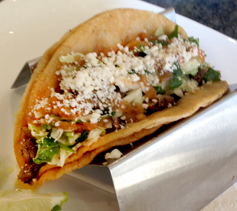 EAT OF THE WEEK: Congratulations! It's a Taco.