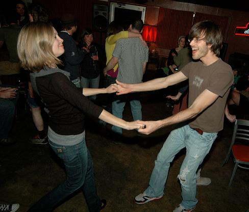 Goodbye, Admiral dance parties