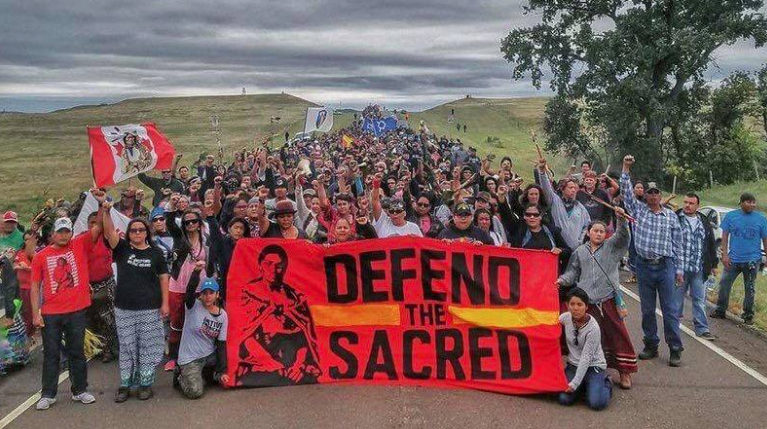 Dakota Access Pipeline events in Asheville include LaZoom fundraiser, Sunday rally