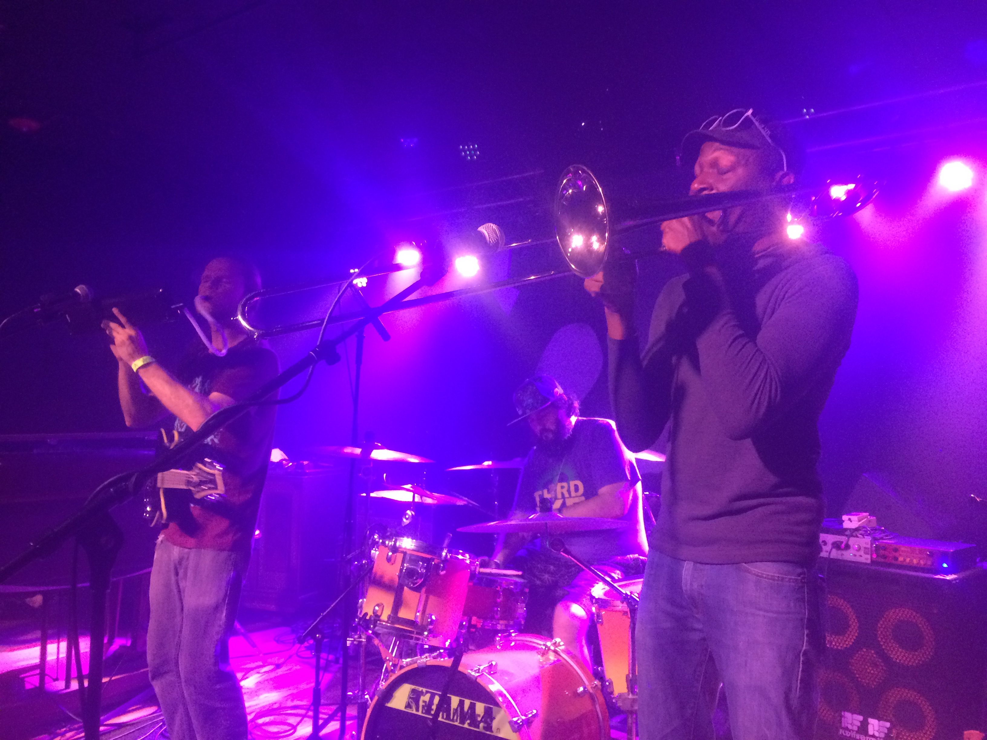 Giant Panda Dub Squad grooves at Asheville Music Hall
