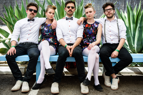 WIN TIX To see Lucius tonight at The Orange Peel