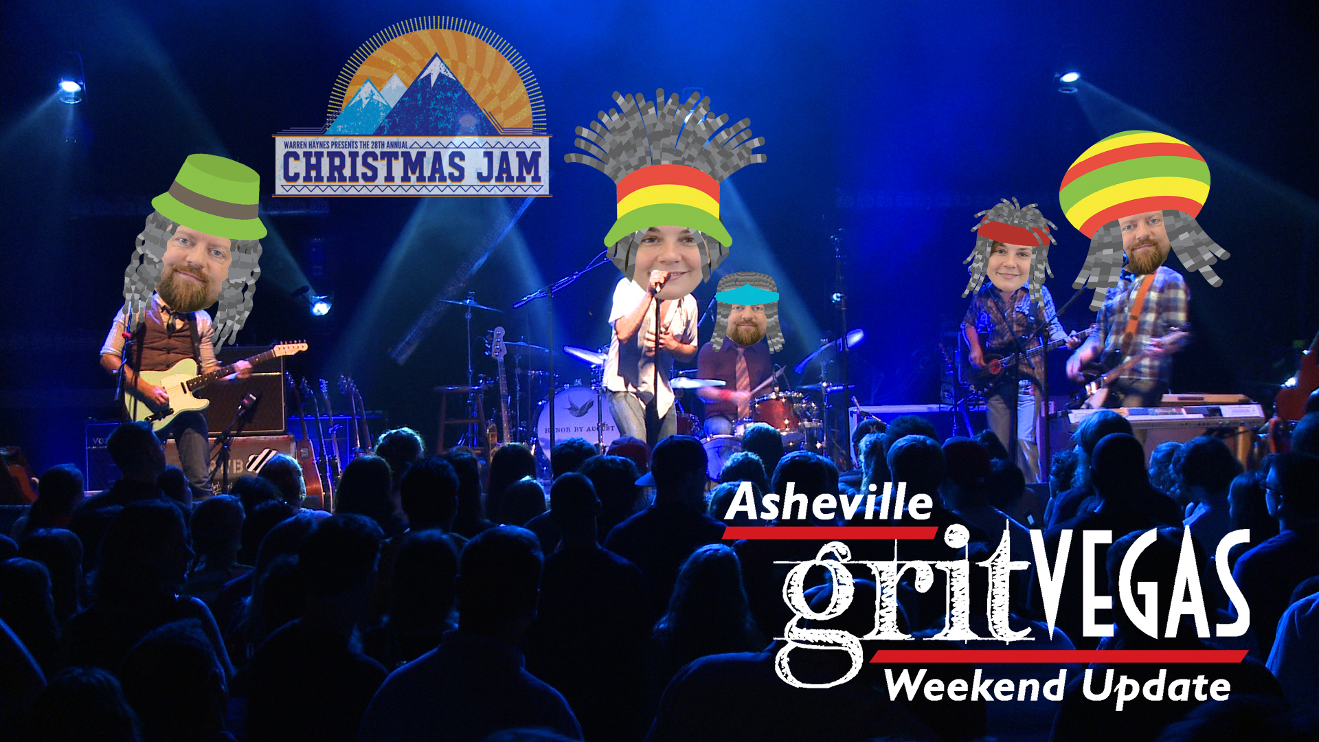 VIDEO Things to do around Asheville this weekend starting Dec. 8