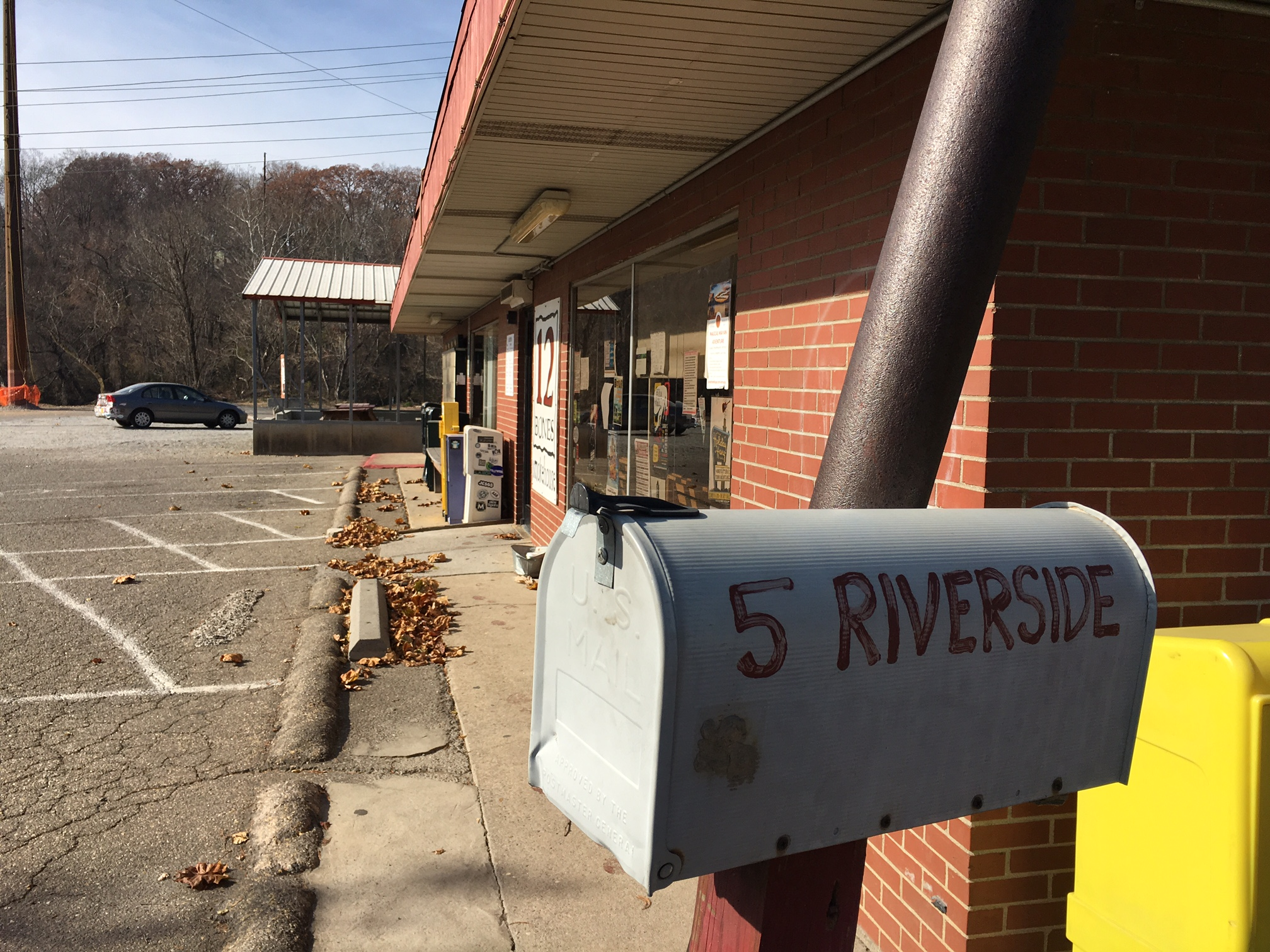 Demolition permits pulled for original 12 Bones in Asheville River Arts District