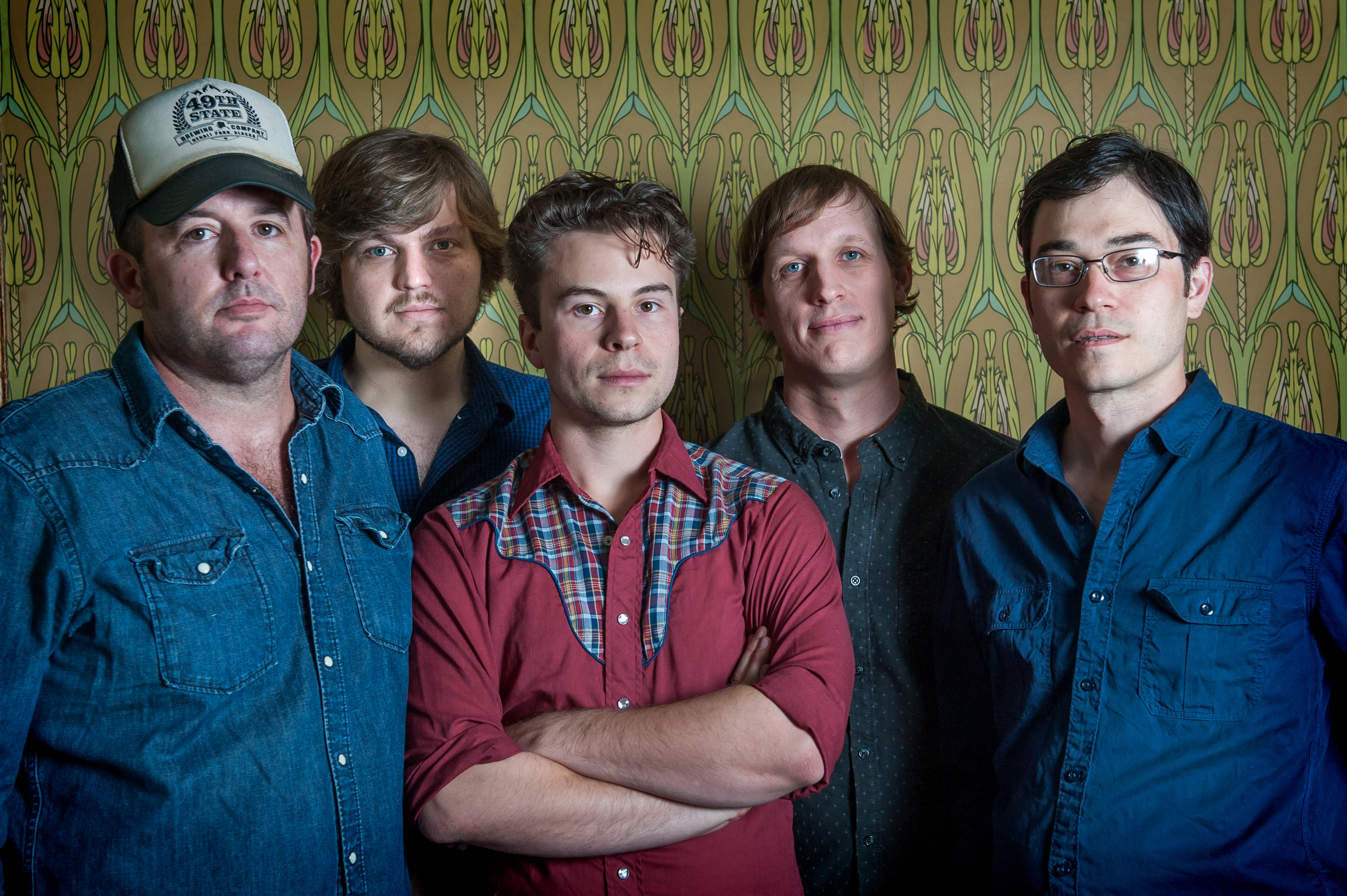 Town Mountain and The Honeycutters Holiday Hang at Grey Eagle Friday
