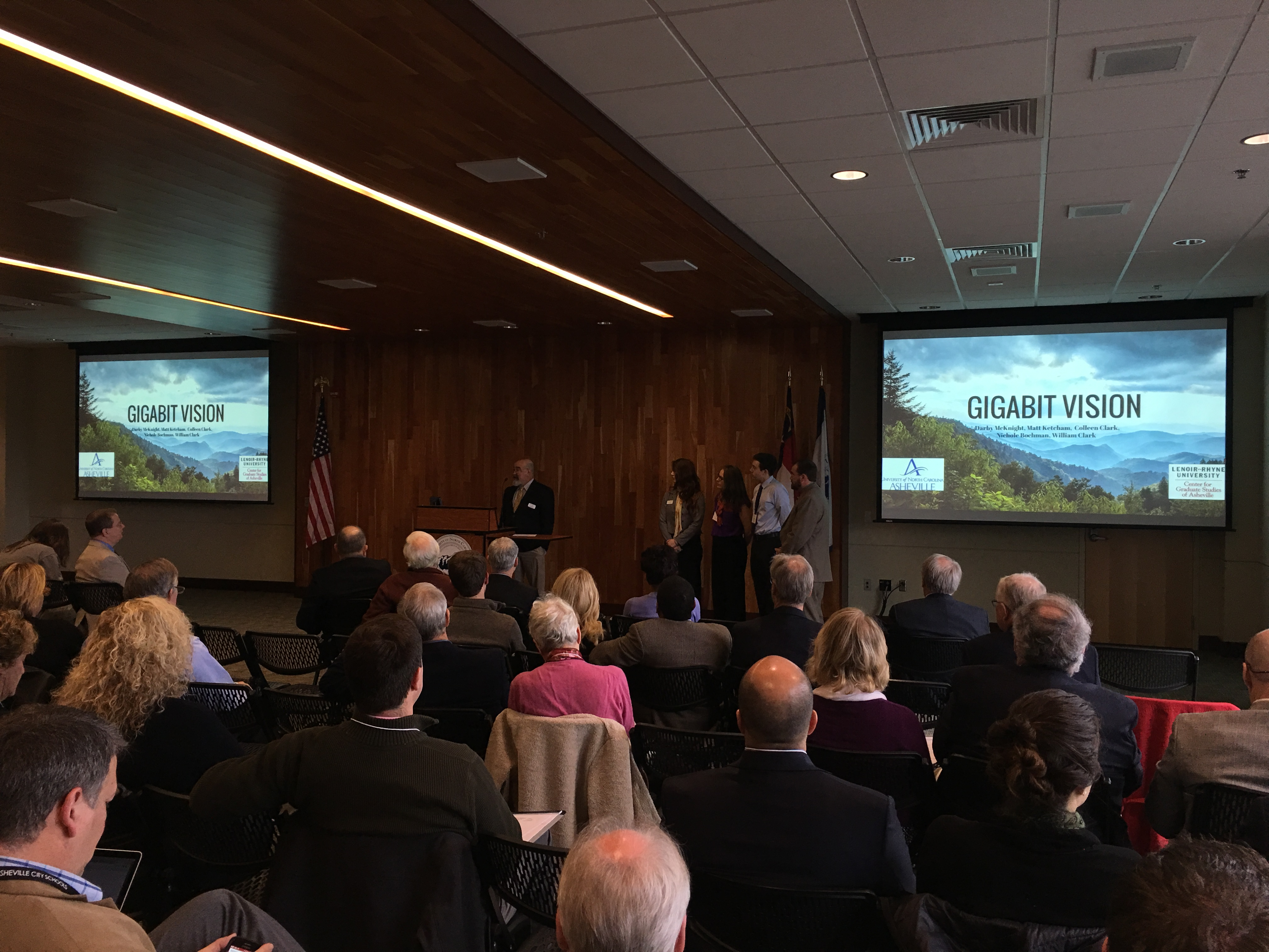 Asheville gigabit initiative hears 10 predictions for technology growth
