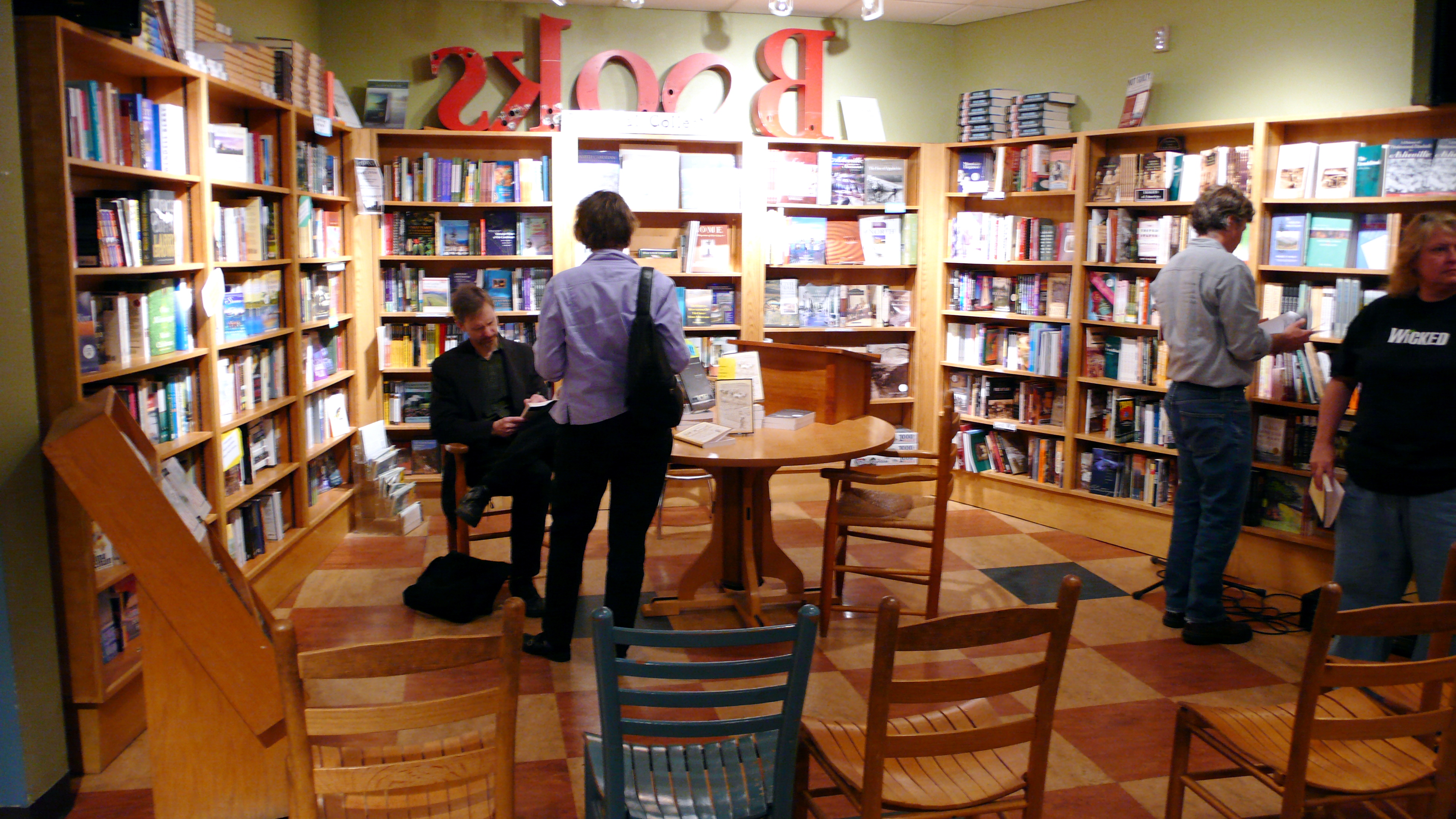 Ashvegas 2016 Year in Review: Bestselling books at Malaprop's in Asheville