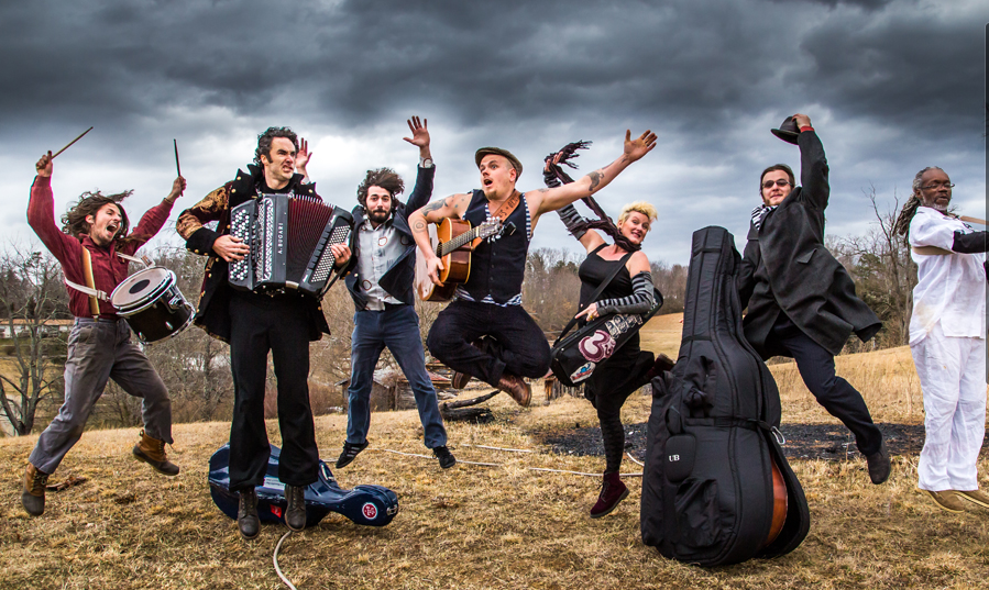 Asheville musicians Townsend, Sirius B, seek crowdfunding support
