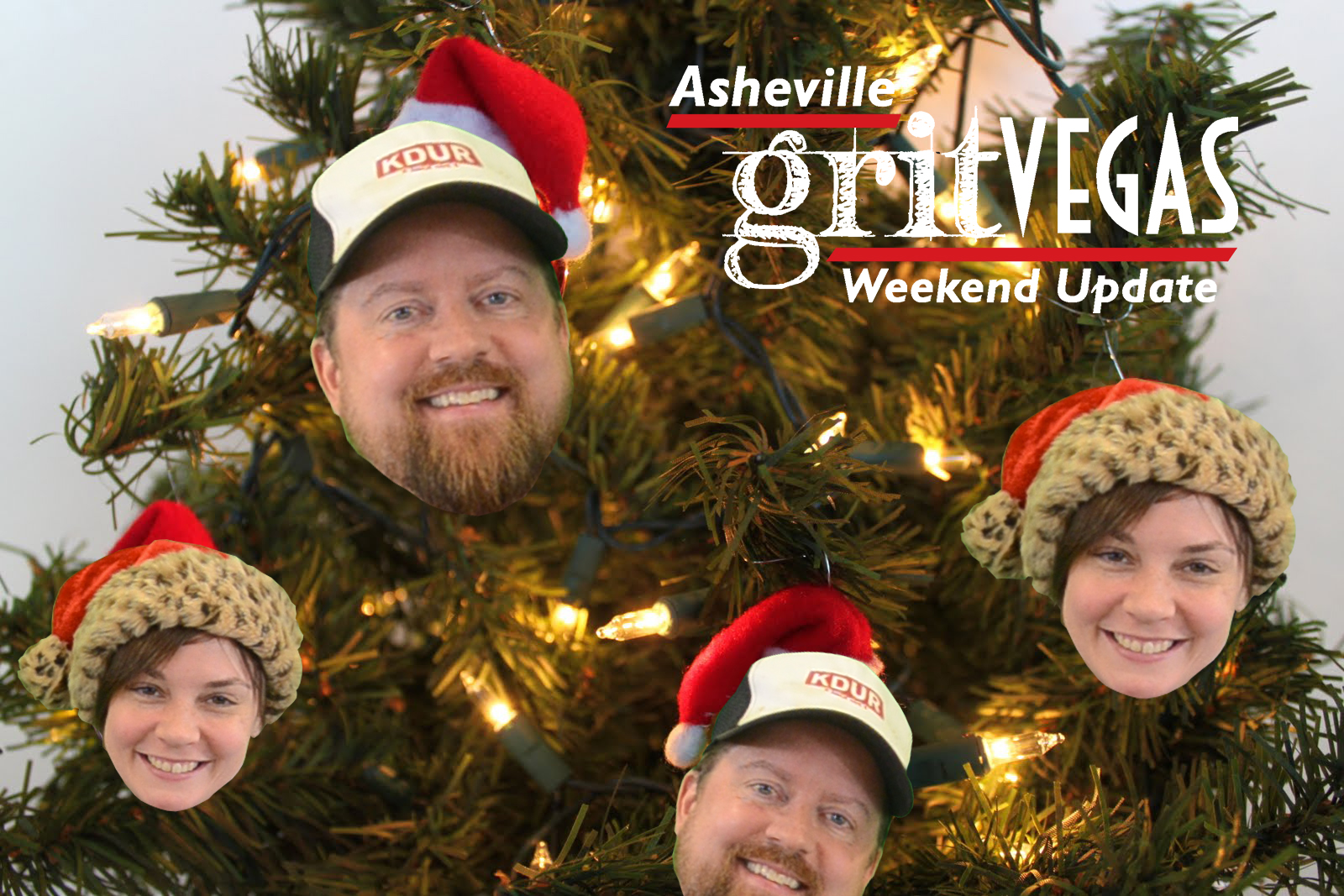 VIDEO Things to do in Asheville weekend of Christmas '16