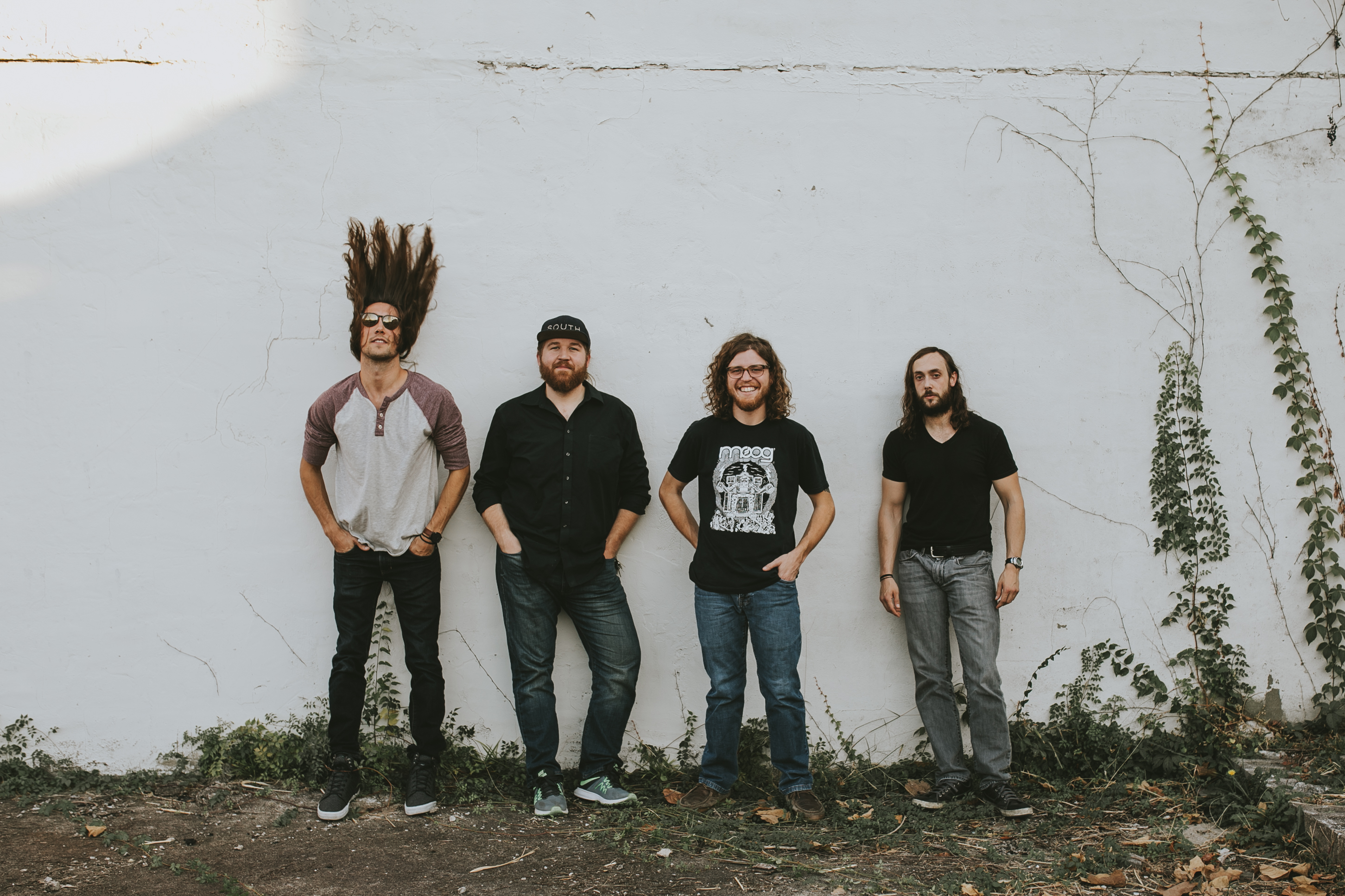 Hard-charging Backup Planet arrives at Isis Music Hall in Asheville Saturday