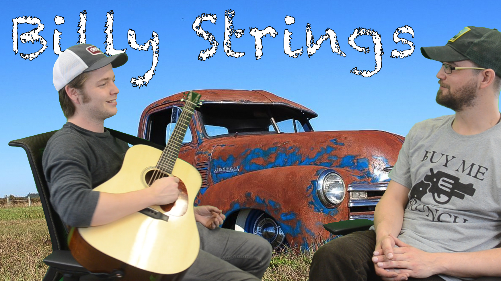 VIDEO: Billy Strings
