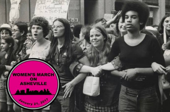 Women's March on Asheville Saturday: What you need to know