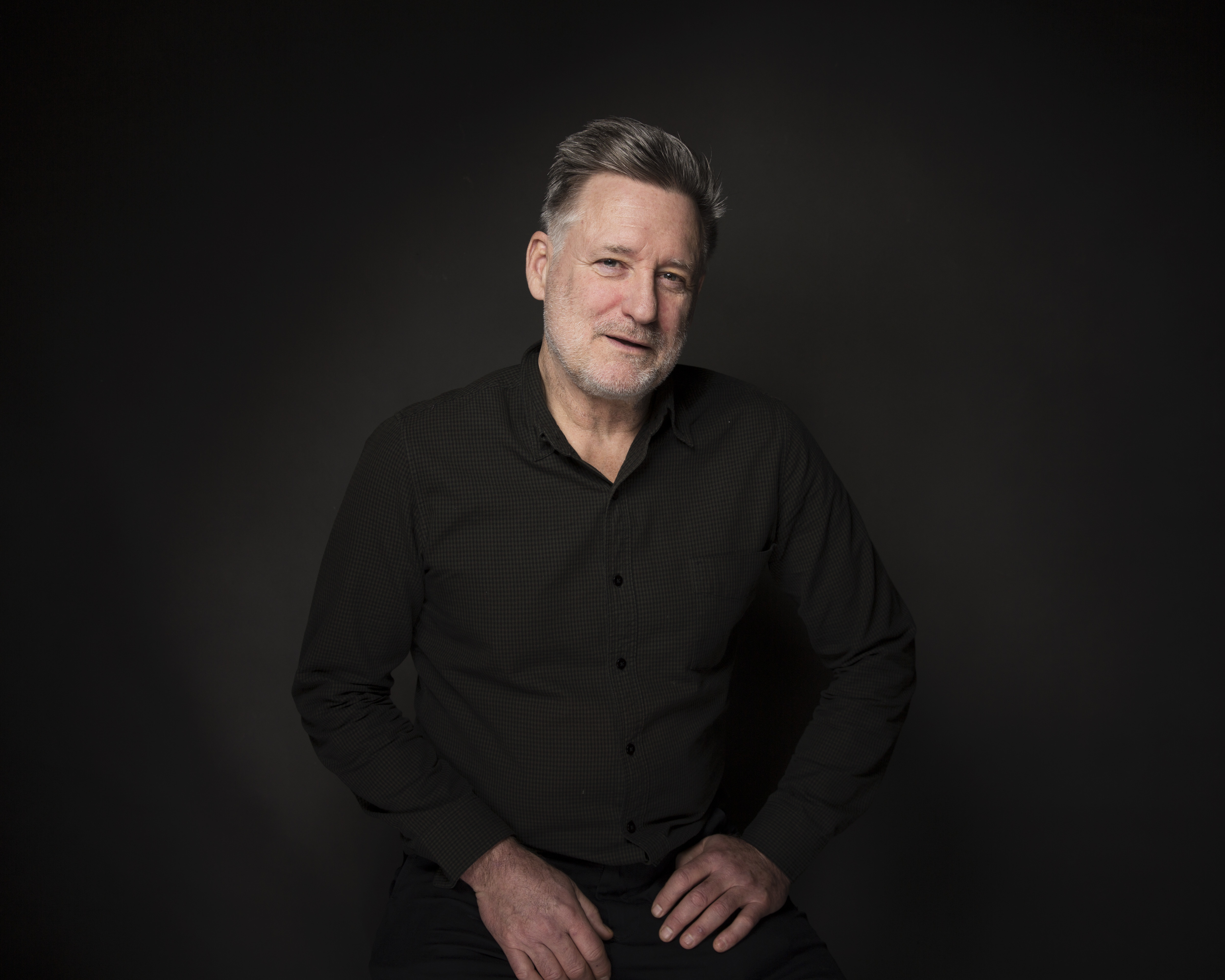 "Actor Bill Pullman poses for a portrait to promote the film, ""Walking Out,"" at the Music Lodge during the Sundance Film Festival on Saturday, Jan. 21, 2017, in Park City, Utah. (Photo by Taylor Jewell/Invision/AP)"