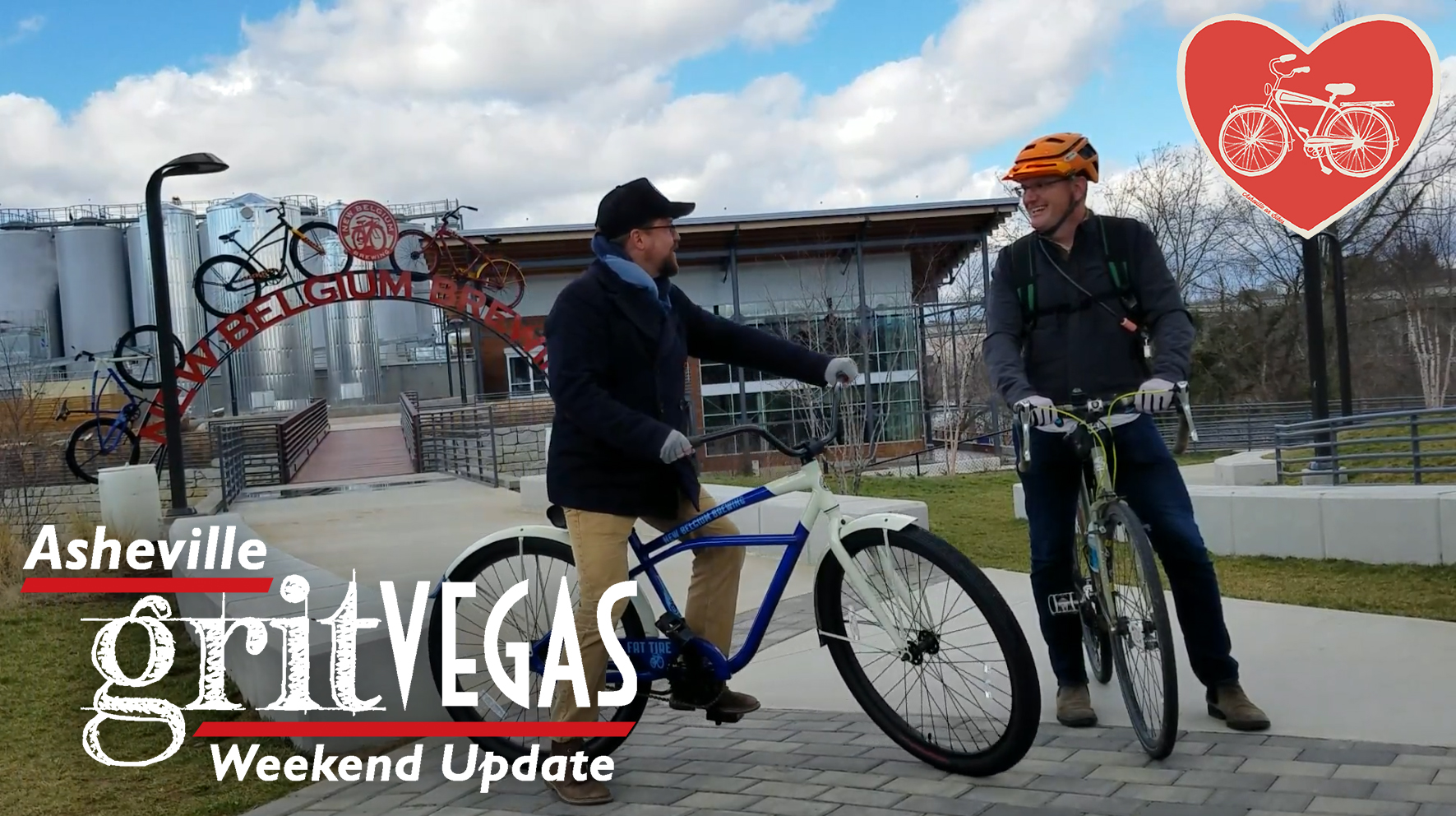 VIDEO: Bike Love 2017 and Asheville weekend events roundup