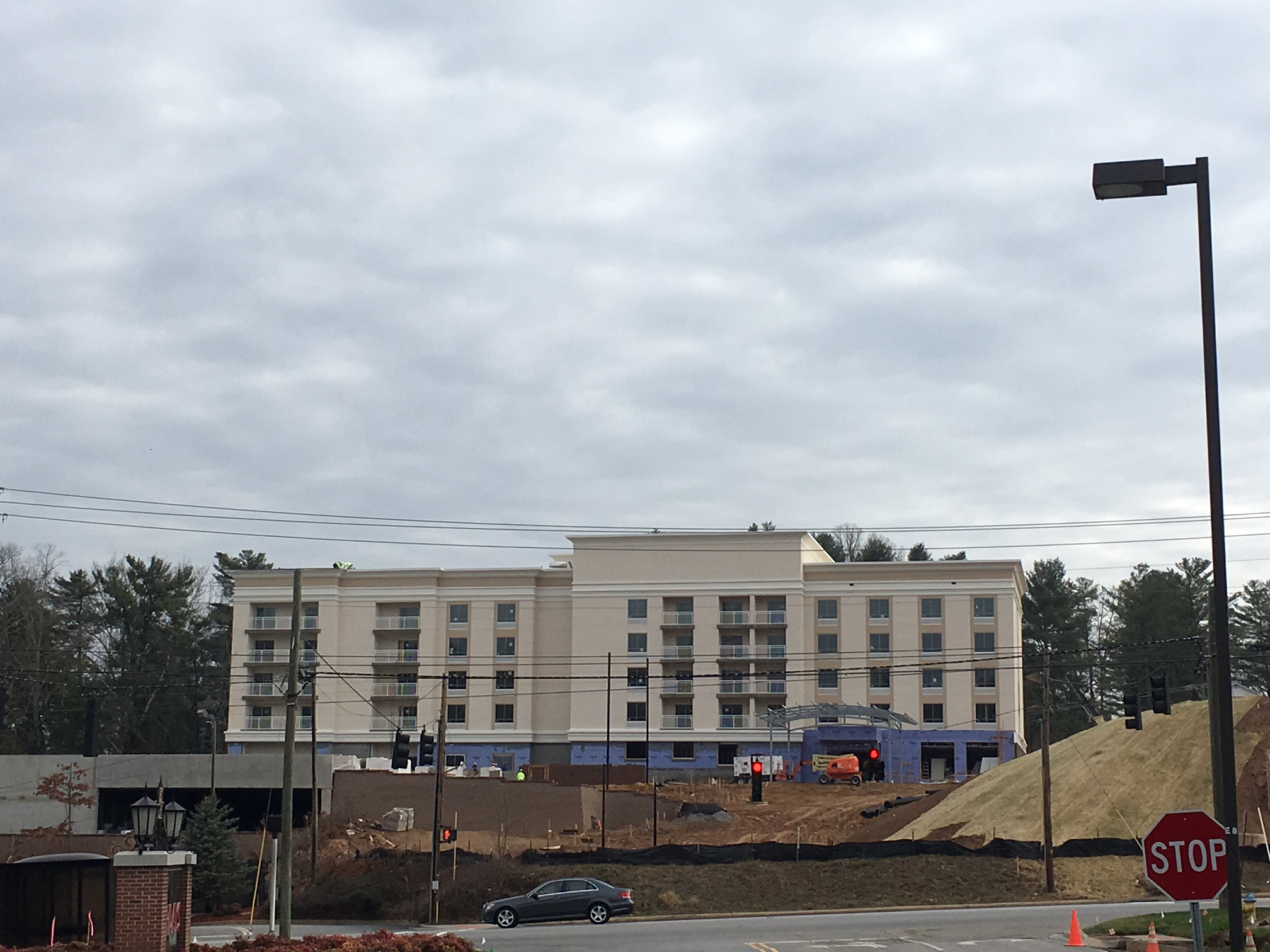 Asheville tourism update: Mayfield on those new hotel regs, a slow January