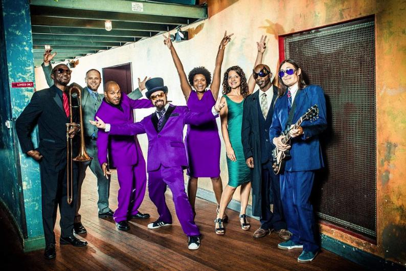 Asheville music scene revels in Grammy win for Secret Agent 23 Skidoo