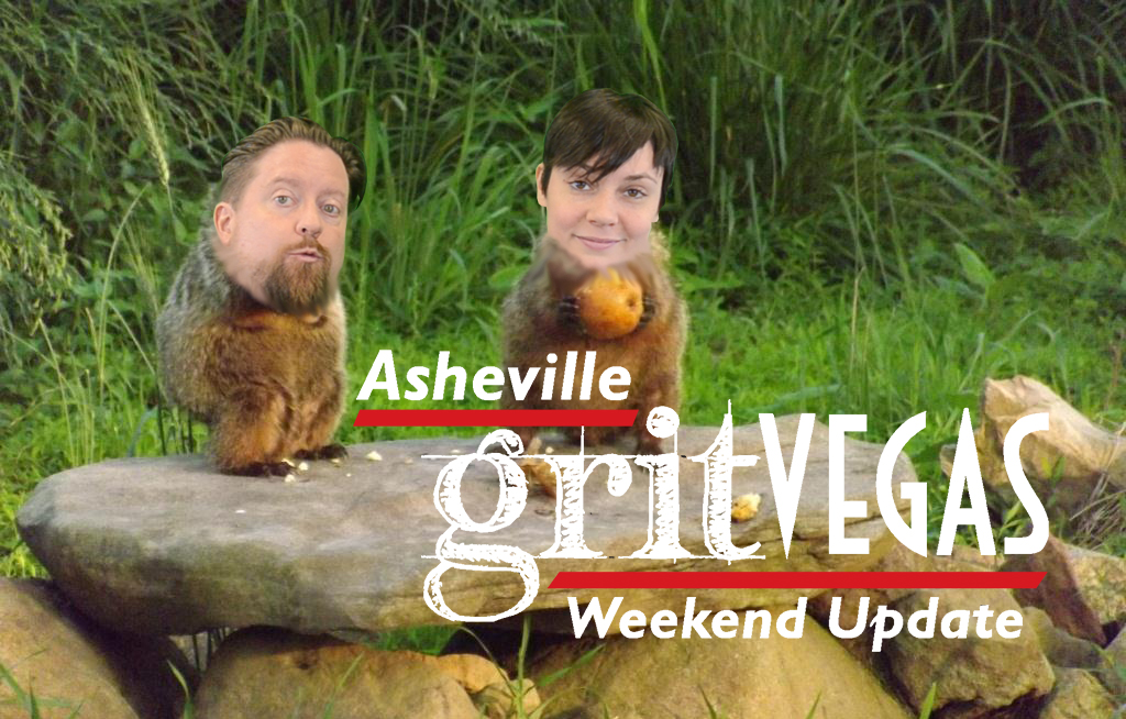 VIDEO: Weekend Roundup of Events in Asheville