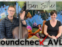 VIDEO: Soundcheck AVL feat. Ben Sollee