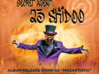 Rooted in Asheville, Secret Agent 23 Skidoo breaks through w/ Grammy, movie deal
