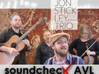 Soundcheck AVL: The Jon Stickley Trio