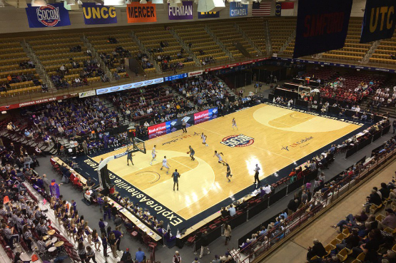 Southern Conference tournament winds down with a question: will it remain in Asheville?