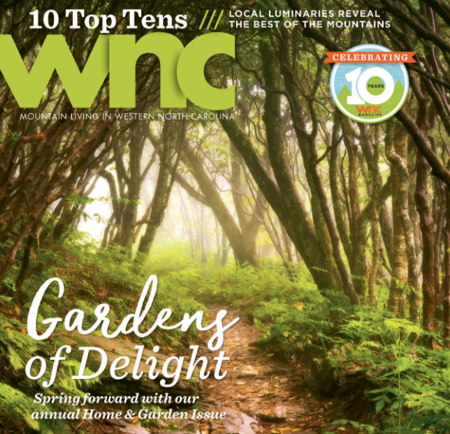 WNC magazine celebrates 10th anniversary