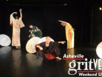 VIDEO: Asheville Butoh Festival, and more weekend things to do