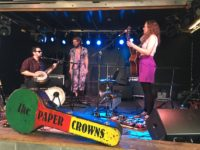 VIDEO: Soundcheck AVL, featuring Laura Blackley, Travers Brothership, The Paper Crowns