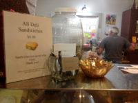 Asheville Sandwich Report: Grouben, Reuben, Wraps 'n' Blatz!