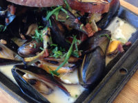 EAT OF THE WEEK: These Mussels Were Smoky-Dokey!