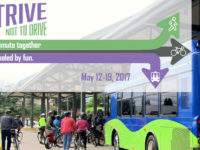 Consider ditching the car as Strive Not to Drive Week arrives May 12