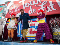 WIN TIX forTour de Fat, the big fest at New Belgium in Asheville