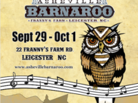 Asheville Barnaroo lineup: Holy Ghost Tent Revival, Pierce Edens, Southern Culture on the Skids, more