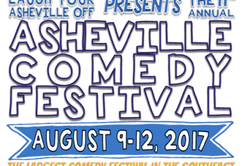 Laugh Your Asheville Off returns with huge lineup of comics
