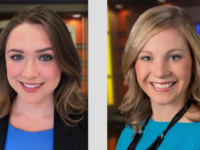 WLOS has a new crop of reporters, including Liz Burch, left, and Karen Zatkulak.