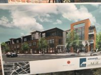 Broadway Street apartment complex plan in Asheville draws parking concerns