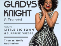 Gladys Knight to perform at fundraising concert in Asheville