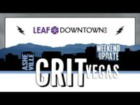 VIDEO: LEAF Downtown + Weekend Events