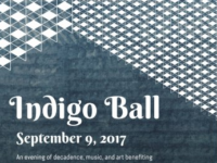 Asheville Area Arts Council 2017 Indigo Color Ball set for Sept. 9
