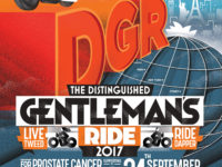 Asheville Distinguished Gentlemen's Ride set for Sept. 24