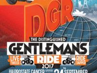 Asheville Distinguished Gentlemen's Ride set for Sept. 24